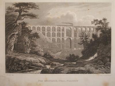 Der Göltzsch-Thal-Viaduct.