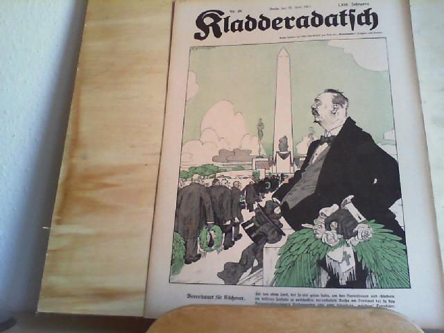 Kladderadatsch. 25.06.1916. Nr. 26. 69. Jahrgang