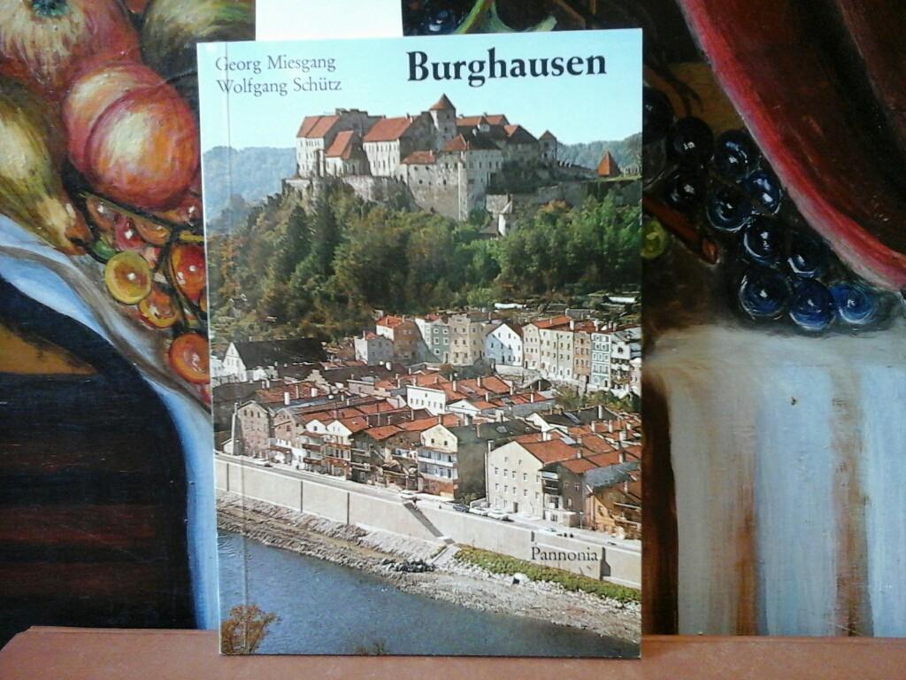Burghausen. Dritte// 3.// Aufl.