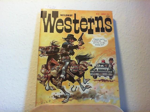 Wildest Westerns. High-ridin