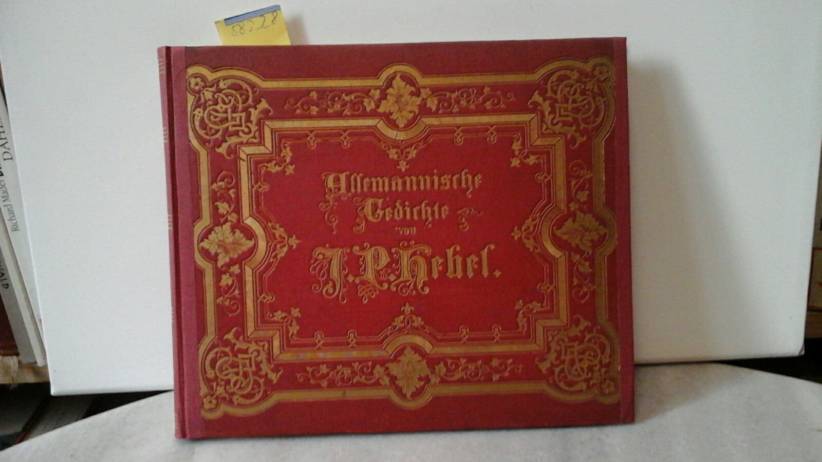 Dreißig Umrisse zu J.(ohann) P.(eter) Hebel