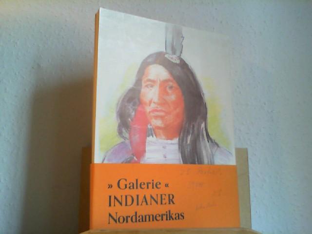 """Galerie"" Indianer Nordamerikas. (25 Portraits.)"