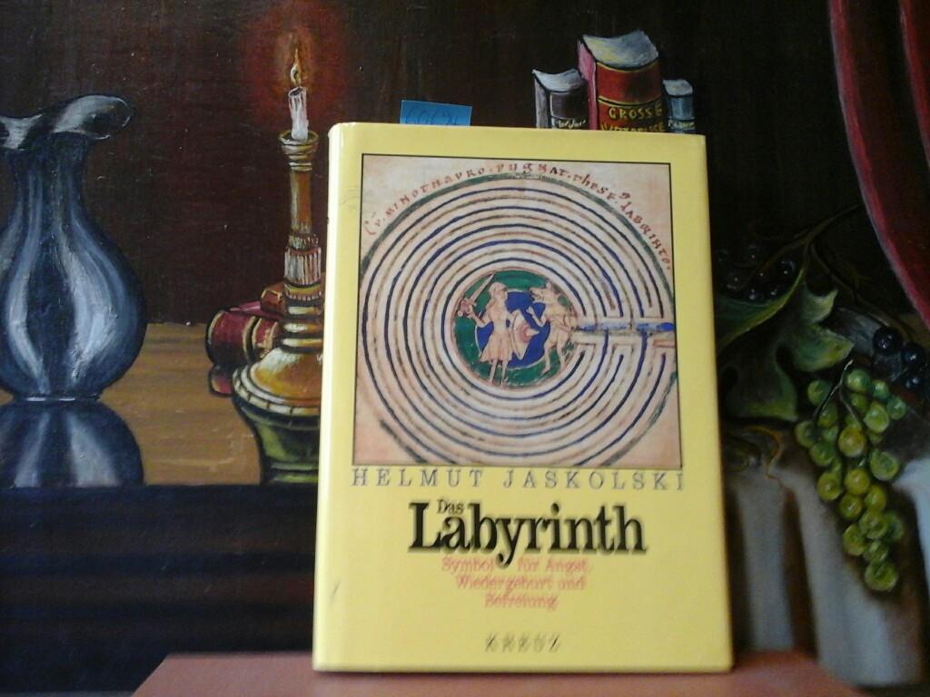 Das  Labyrinth. Symbol für Angst, Wiedergeburt und Befreiung.