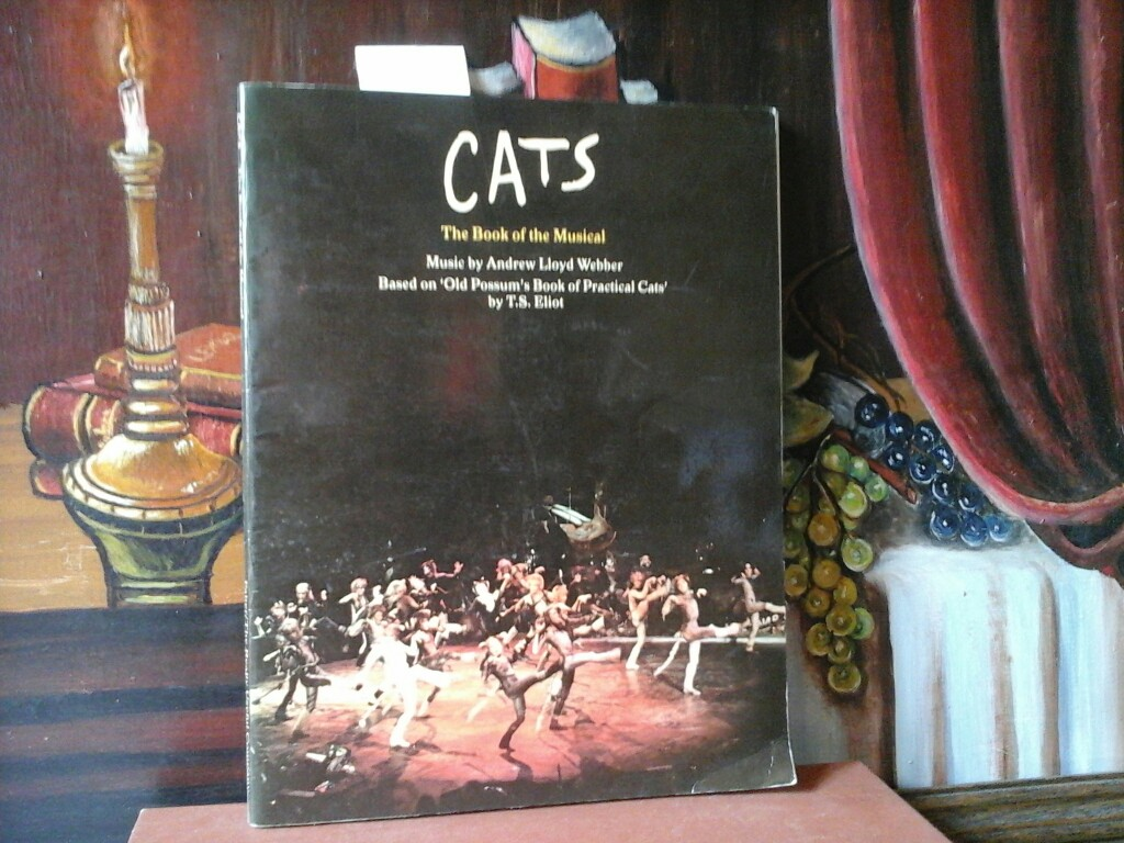 CATS. The Book of the Musical. Based on