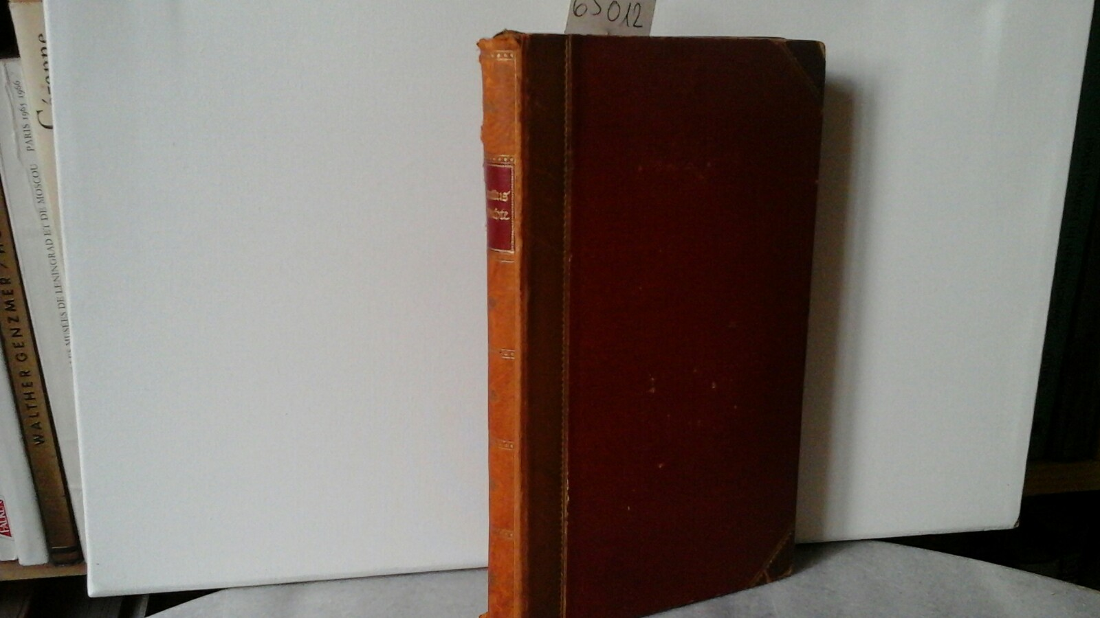 Gedichte. Vollständige Augabe. Deutsch von Max Brod, mit teilweiser Benützung der Übertragung von K.W. Ramler.