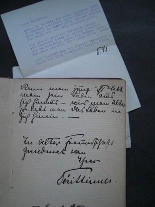 Verse von Desirée Scholz. (mit vielen Gedicht Beigaben auf ca. 10 Blättern)