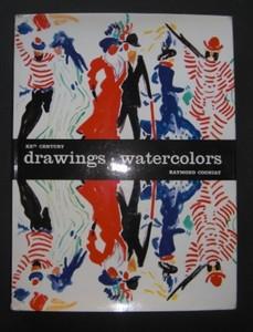 XXth Century. ( Twentieth-Century ) Drawings and Watercolors.