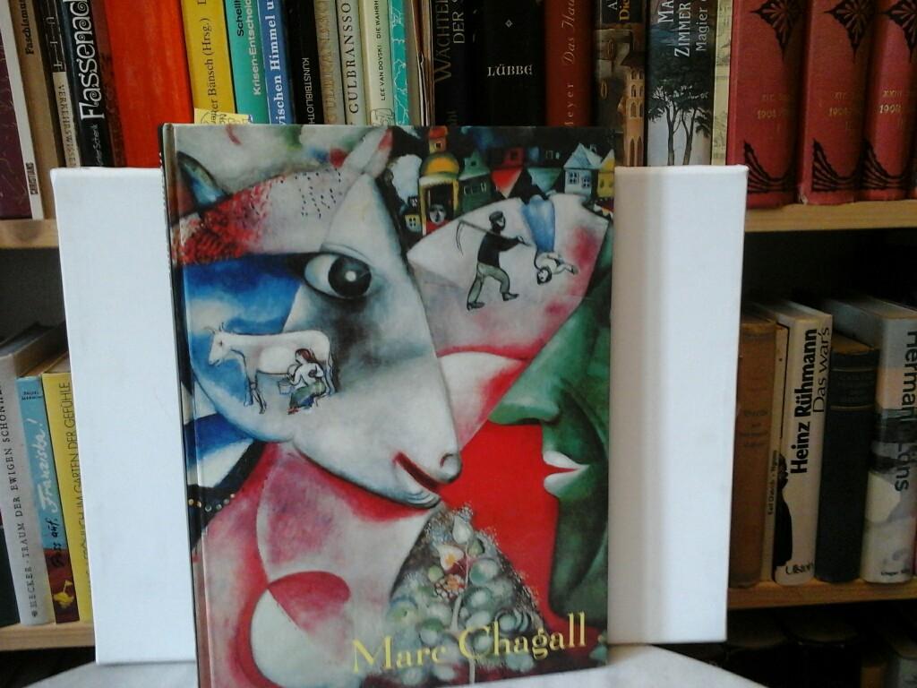 Marc Chagall. Das Land meiner Seele: Rußland. Einleitung Sylvie Forestier. Genehmigte Sonderausgabe.