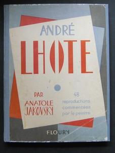 André Lhote. 48 reproductions commentées par Le Peintre. MIT SIGNATUR!