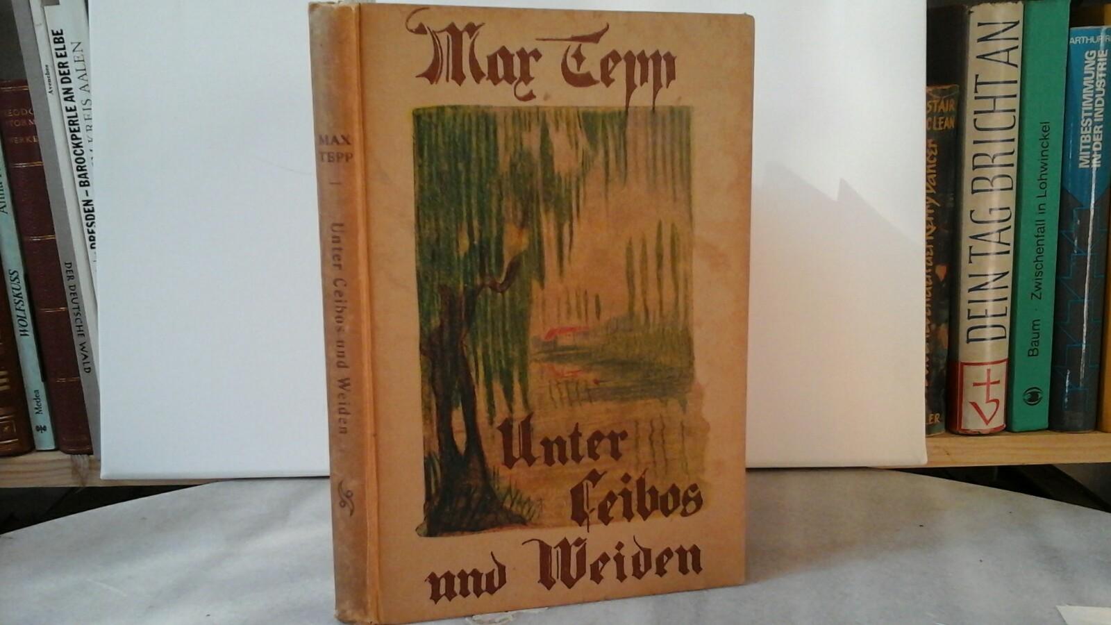 Unter Ceibos und Weiden. Erste /1./ Ausgabe.
