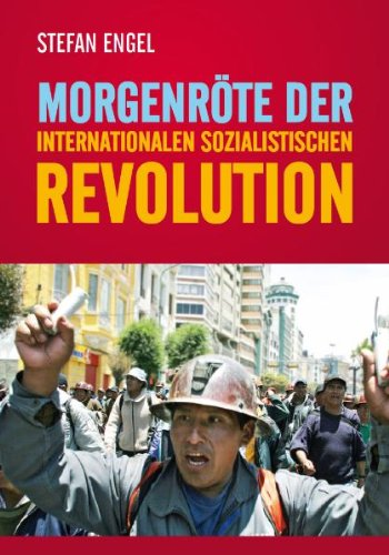 Morgenröte der internationalen sozialistischen Revolution. Strategie und Taktik der internationalen sozialistischen Revolution. Erste Ausgabe.