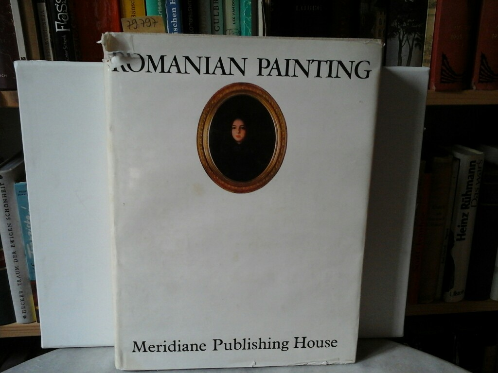 Romanian Painting. First/1./ edition.