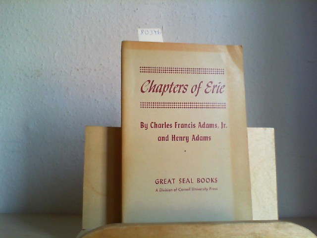 Chapters of Erie. First /1./edition.