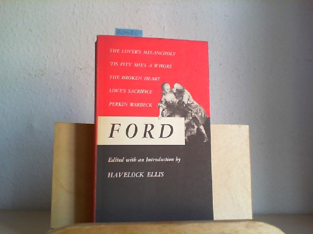 Five Plays. Ed. with an Introduction and notes by Havelock Ellis.