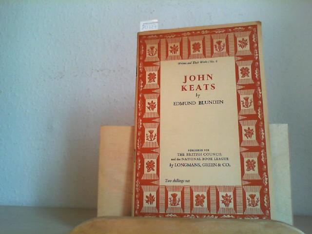 John Keats. Revised edition.