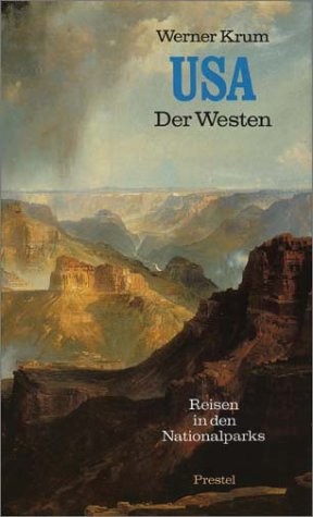 USA. Der Westen. Reisen in den Nationalparks.