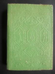 Vergiss mein nicht (Vergissmeinnicht) Taschenbuch für das Jahr 1837. Achter Jahrgang mit insges. 7 Stahlstichen. (=Alles)