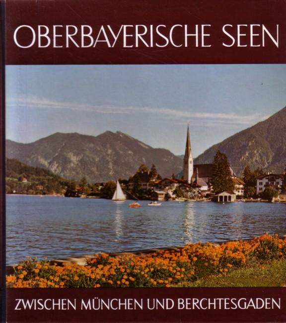 Oberbayerischer Seen zwischen München und Berchtesgaden