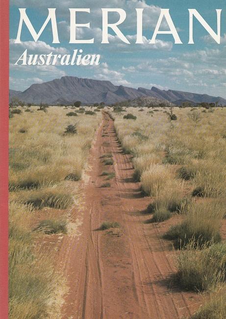 Australien - Merian Heft 5/1974 - 27. Jahrgang
