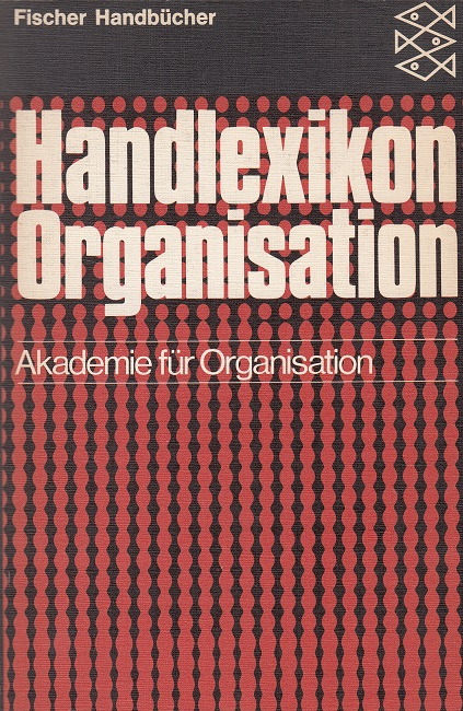 Handlexikon Organisation