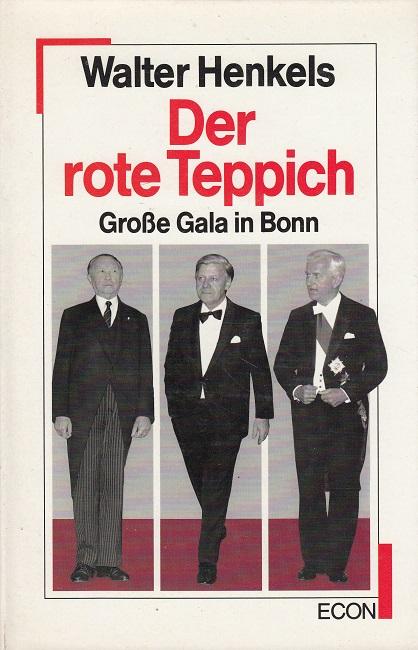 Der rote Teppich - Große Gala in Bonn