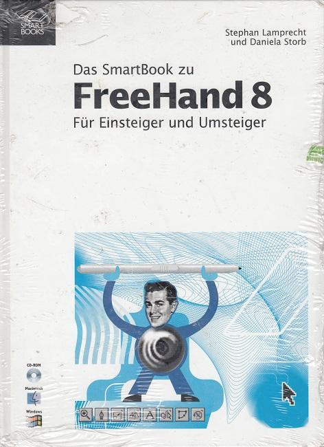 Das Smartbook zu FreeHand 8 - Für Einsteiger und Umsteiger