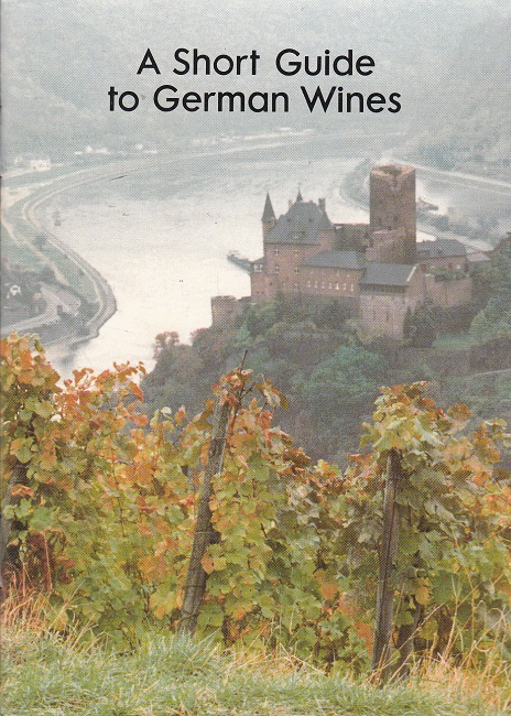 A Short Guide to German Wines