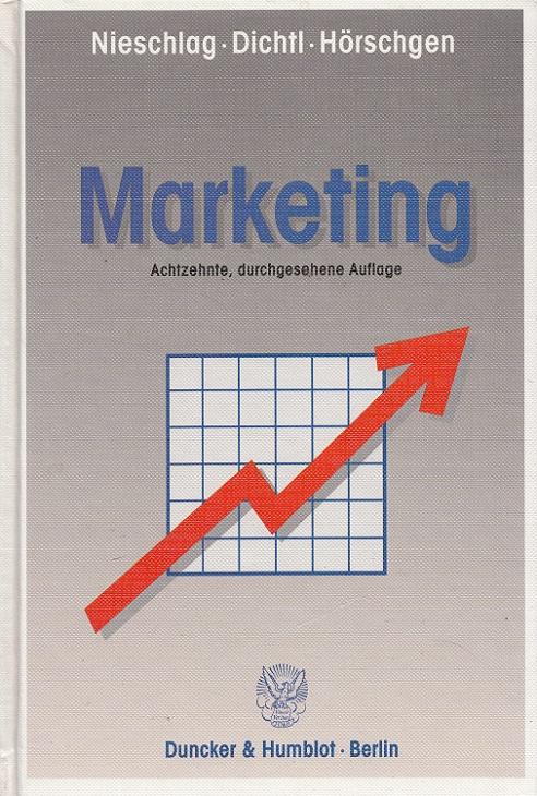 Marketing. 18., durchges. Aufl.