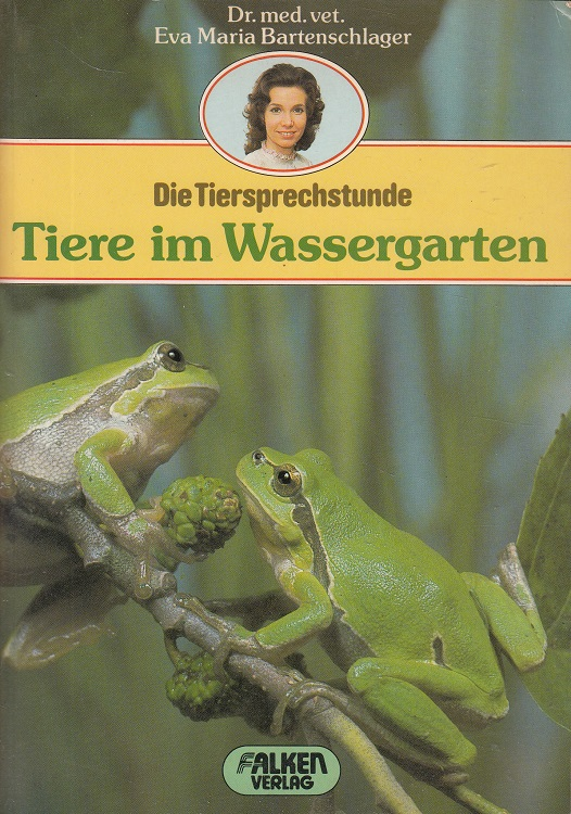 Tiere im Wassergarten. Falken-Bücherei