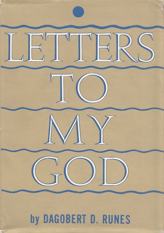 Letters to my God