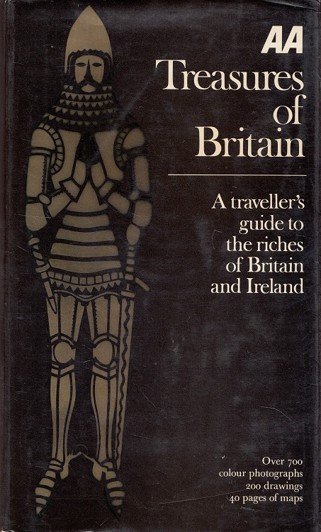 AA Treasures of Britain and Treasures of Ireland Auflage: 1968 First Edition