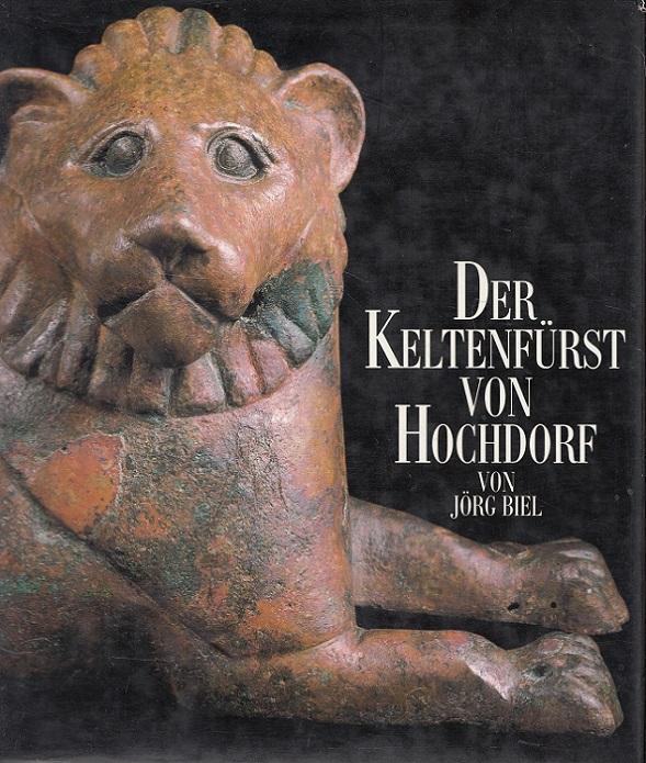 Der Keltenfürst von Hochdorf. Fotogr.: Peter Frankenstein, Jörg Jordan u.a.