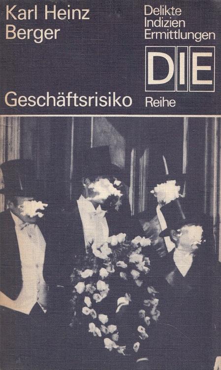 Berger, Karl Heinz: Geschäftsrisiko. DIE-Reihe