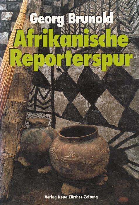 Afrikanische Reporterspur.