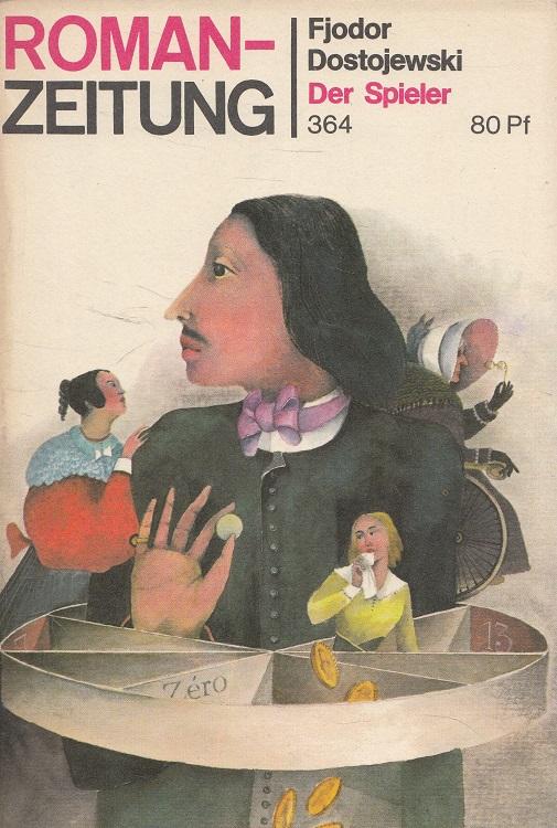 Der Spieler - Roman-Zeitung 364 / 1980,7