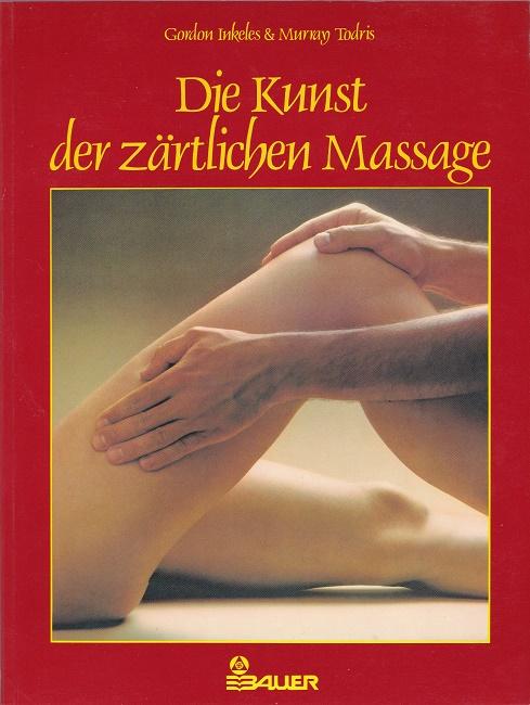 Die Kunst der zärtlichen Massage.