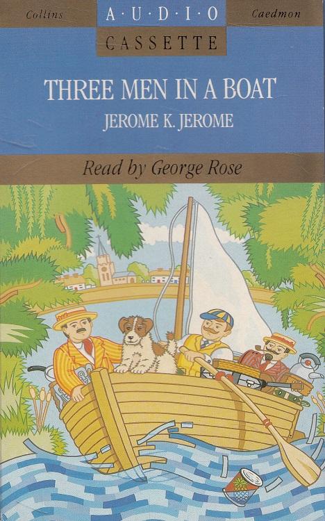 Three Men in A Boat (Audio Cassette)