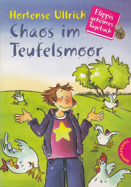 Chaos im Teufelsmoor -  Flippis geheimes Tagebuch