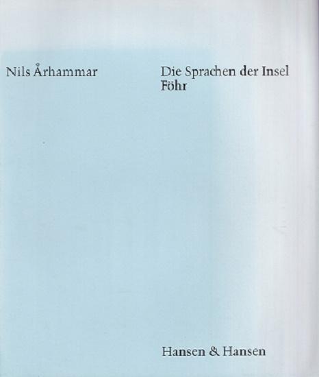 Die Sprachen der Insel Föhr
