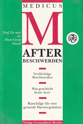 Afterbeschwerden. / Medicus ; 1.