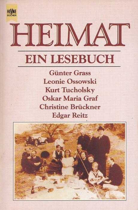 Heimat : ein Lesebuch. Heyne allgemeine Reihe ; Nr. 8498.
