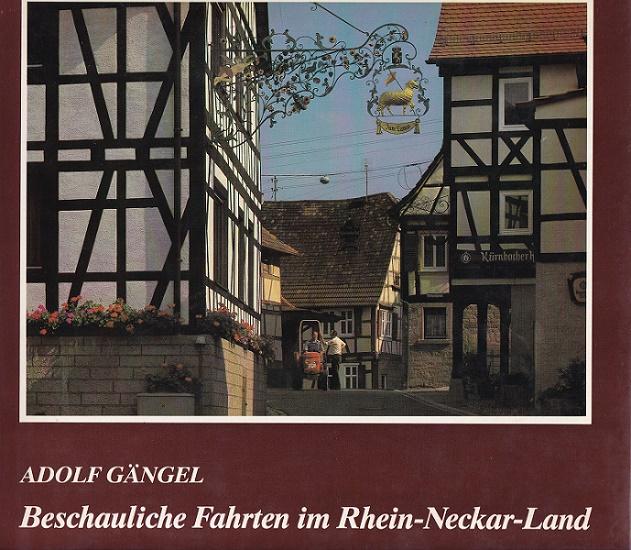 Beschauliche Fahrten im Rhein-Neckar-Land.
