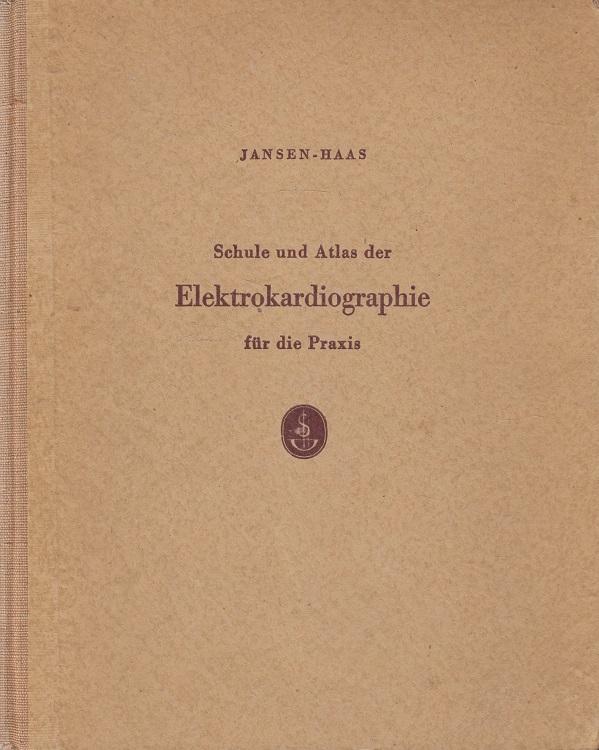 Schule und Atlas der Elektrokardiographie für die Praxis. 2., verb. Aufl.