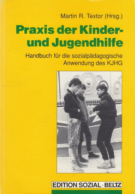 Praxis der Kinder- und Jugendhilfe : Handbuch für die sozialpädagogische Anwendung des KJHG. / Edition sozial