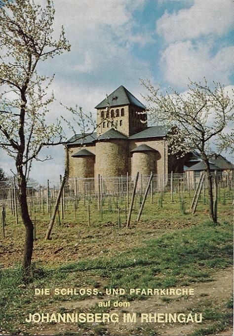 Die Kirche auf dem Johannisberg. / Kunstführer ; Nr. 1099 1. Aufl.