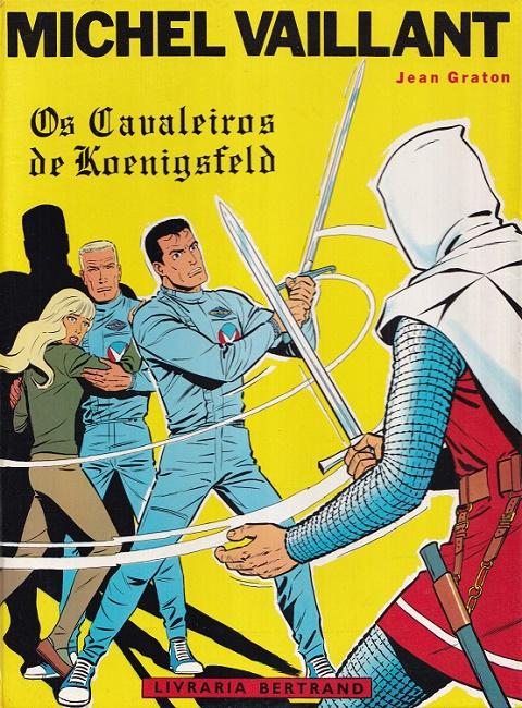 Os Cavaleiros de Koenigsfeld - Uma aventura de Michel Vaillant N.º 10