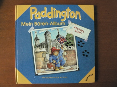 Paddington.  Mein Bären-Album