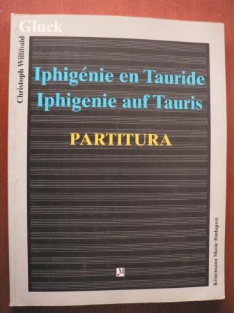 Iphigenie auf Tauris - Partitura