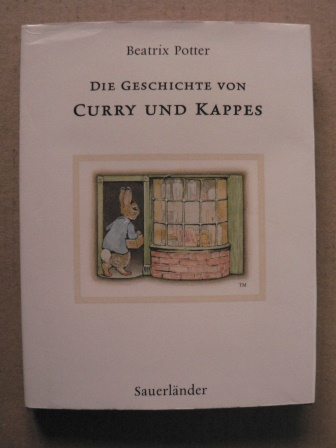 Die Geschichte von Curry und Kappes - Potter, Beatrix/Krutz-Arnold, Cornelia (Übersetz.)