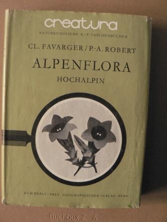 Alpenflora - subalpin
